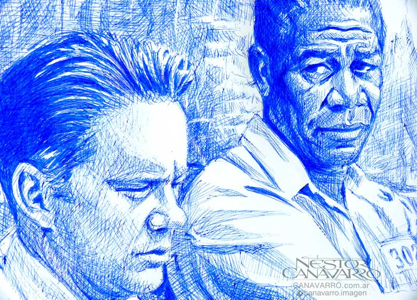 the shawshank redemption-canavarro